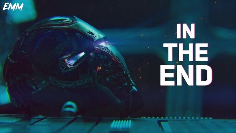 Marvel Avengers In The End