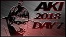 SUMO Aki Basho Day 7 September 15th Makuuchi ALL BOUTS