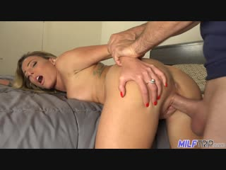 Isabelle deltore - hot milf creampie from down under with aussie mom