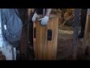 Цех по производству Кровельного материала Гонт Черепица из Ангарской колотой лис