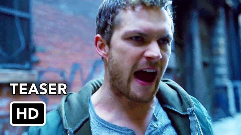 Marvel's Iron Fist Season 2 Date Announcement Teaser Promo (HD)