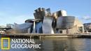 Инженерные идеи ! Музей Гуггенхайма в Бильбао Суперсооружения с National Geographic