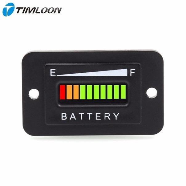 Индикатор заряда аккумулятора. ▶Заказать можно тут: