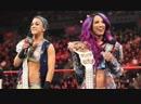 SB Group Обращение новоиспеченных командных чемпионок к Вселенной WWE сегмент с Наей Джэкс и Таминой Ро Фев 18 2019