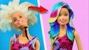17 лайфхаков для куклы Барби и старых игрушек