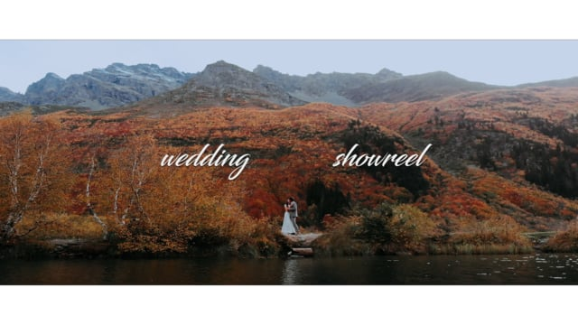Wedding Showreel by Main Frame
