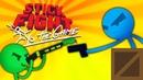 СТРЕЛЯЙ, БРАТАН, СТРЕЛЯЙ! ► Stick Fight The Game  10  Битва стикменов