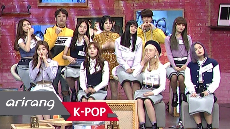 [After School Club] The 8 girls of DreamNote(드림노트) with 'teengle' charms are coming to ASC! - Ep.347