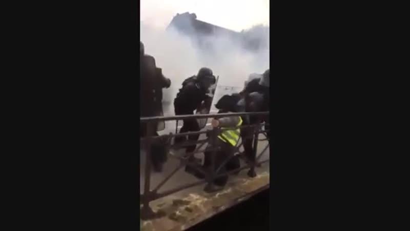 UNE VIDÉO DONT CASTANER NE VEUT PAS ENTENDRE PARLER...