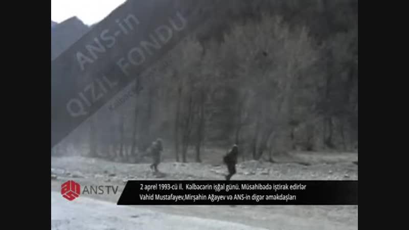 ANS-in qızıl Fondu təqdim edir_ 2.04.1993-il Kəlbəcərin işğalı