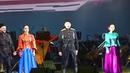 Застольная Волховского фронта казачий ансамбль «Атаман» Ленинградская встреча-2019