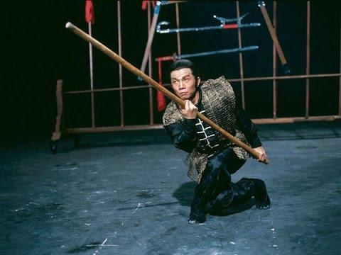 Hung kuen in the movies vol 26 劉家良 a lesson by Lau Kar Leung Sifu 洪家五郎八卦棍
