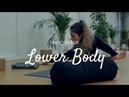30min Yin Yoga for Lower Body (Groins, Hamstrings, Quads, Glutes, Hip Flexors) by Zoemiyoga