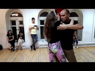 Brazilian Zouk   Jota & Julia   Nizhny Novgorod