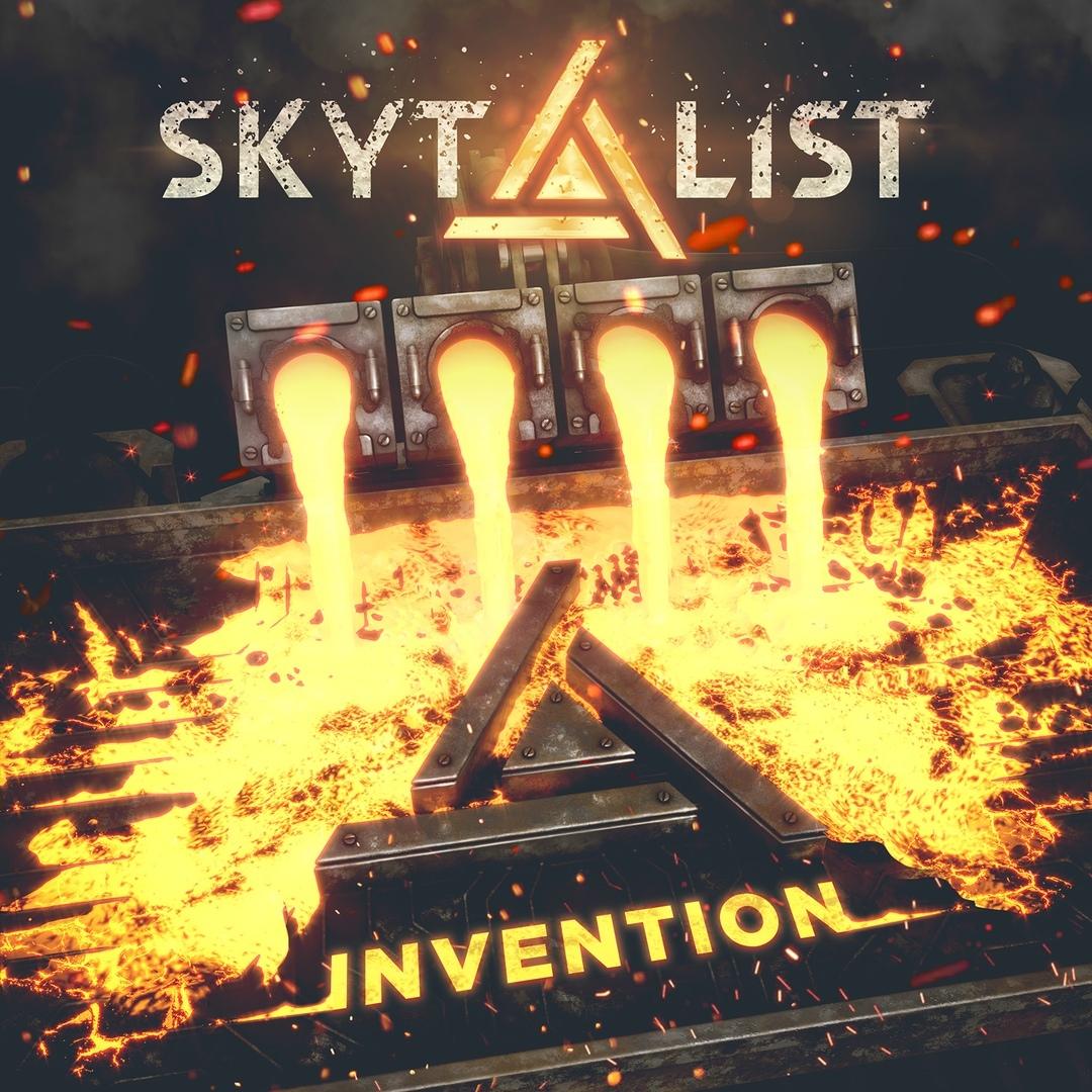 Дебютный альбом Skytalist - Invention