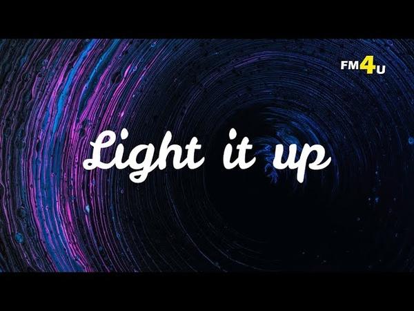[Dance Electronic] Robin Hustin x TobiMorrow - Light It Up (feat. Jex)