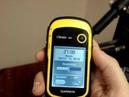 Видеообзор навигатора Garmin eTrex 10