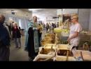 Освящение мёда на выставке Медовый Спас в Петербургском СКК 14 08 18