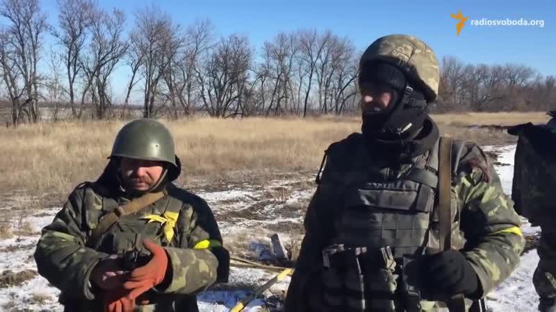 Еле ушли Выход украинских войск из Дебальцева