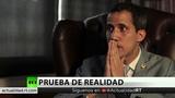 Afirmaciones falsas, datos sin sustento y otras 'curiosidades' de la entrevista de Juan Guaid