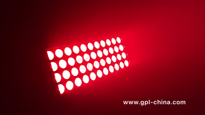 LED 44X12W RGBW Wash Light(IP65) www.gpl-china.com/index.php?ac=articleat=readdid=501 WhatsApp/Wechat:86 18666024686