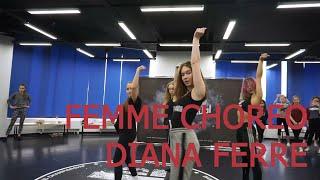 DIANA FERRE | FEMME CHOREO | MISS AMOR