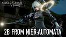 SOULCALIBUR VI - PS4/XB1/PC - 2B from NieRAutomata Guest character announcement trailer