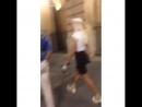 Герман Томмераас замечен поклонниками в Париже. 23.07.18.