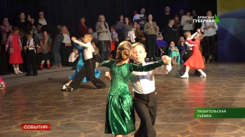 Юные брянские танцоры стали призерами турнира Витебская снежинка 2019 22 01 19