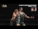 Mizuki Watase vs Shigehiro Irie DDT Live Maji Manji 20