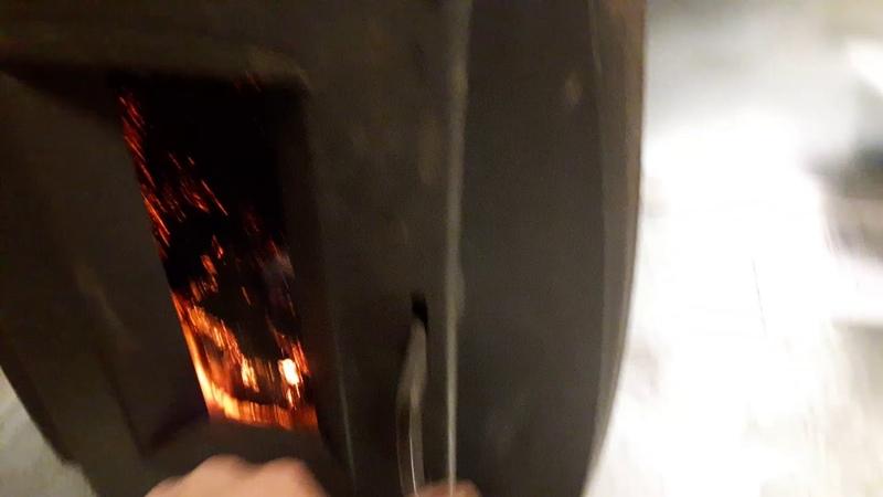 Печь длительного горения Термофор Огонь Батарея 5
