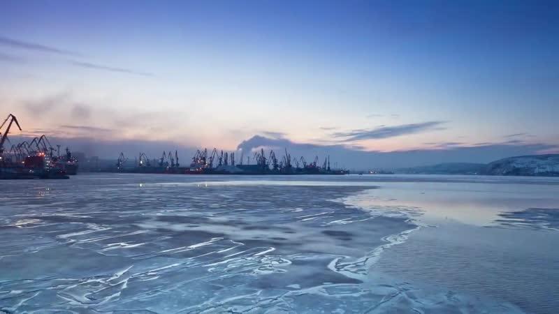 Клип про Мурманск в движение! Самые красивые кадры Мурманска.
