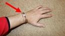 Обмотай медной проволокой шесть раз левую руку и увидишь как все изменится. Лечение медью