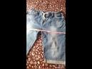 Видеообзор Джинсовые шорты