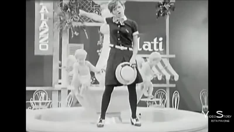 Rita Pavone - VIVA LA PAPPA COL POMODORO, 1966
