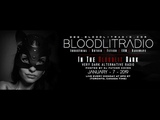 In The Bloodlit Dark! JANUARY 7 2019 (Industrial, EBM, Gothic, Synthpop, Darkwave)