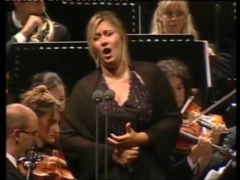 Veronica Simeoni Condotta ell'era in ceppi - Gala Concert Spoleto