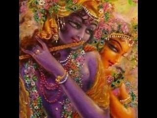 Radhe Govinda by Atmarama Dasa ( 480 X 640 )