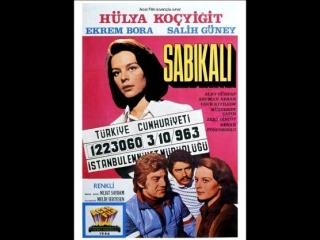 Sabıkalı - Türk Filmi
