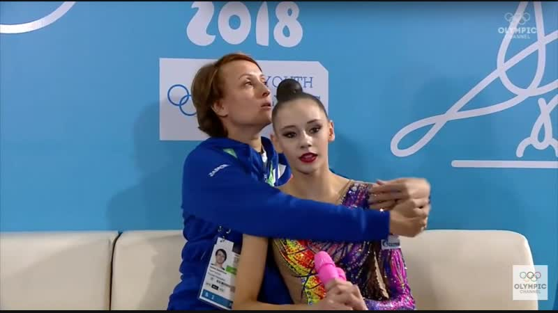 Дарья Трубникова - Булавы АА 17.900