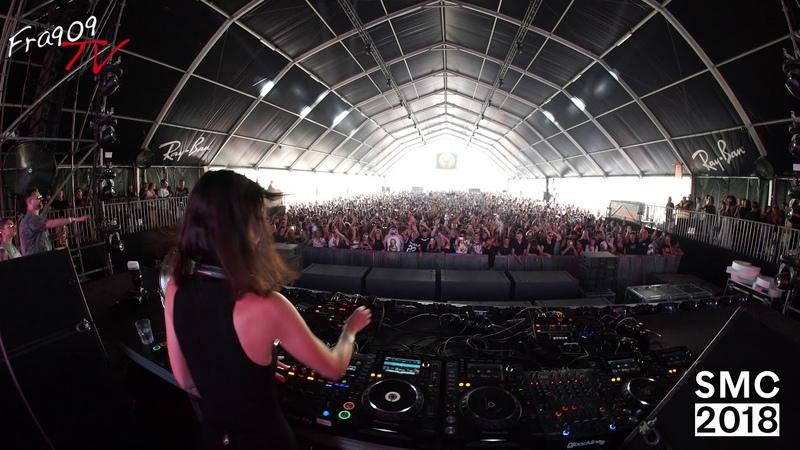 Amelie Lens - Social Music City, Milano - Italy (21 - 07 - 2018)