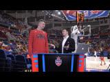 #CSKAbasketShow: Андрей Воронцевич, DJ Паша Кореец, Виктор Кейру и Никита Загдай