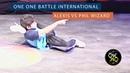 Alexis vs Phil Wizard QUARTER FINAL One One Battle International 2019