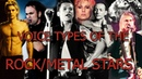 VOICE TYPES OF THE ROCK/METAL STARS (VOL1)