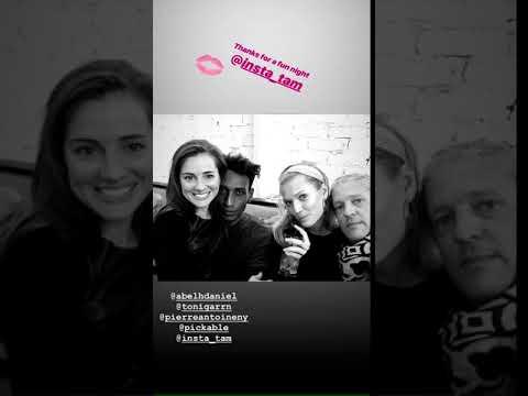 Instagram stories Kristin OConnor