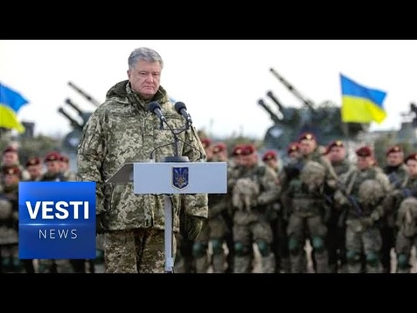 Mass Desertion as Ukraine's Military Age Males Flee the Country, Refuse to Join New Mobilization