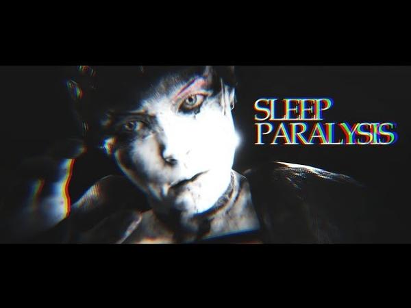 ♔ sleep paralysis