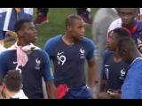 How France won