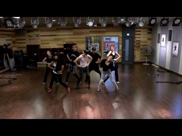 Jo Kwon - Animal mirrored Dance Practice