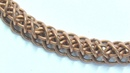 CHAIN MAIL CHAIN: HORSE FEATHERS WEAVE TUTORIAL